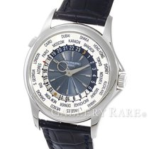 Patek Philippe World Time Platinum 39.5MM