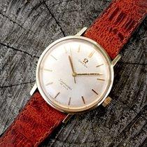 Omega De ville Handaufzug Cal 601 White dial aus 1970