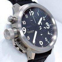 U-Boat Flightdeck 50mm Cas 3/a Chronograph Automatic Watch...