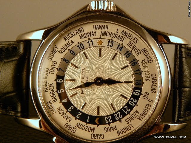 Patek Philippe WORLDTIMER 5110G NOS