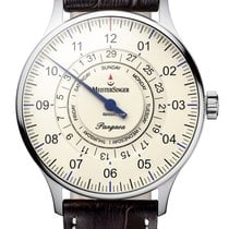 Meistersinger PANGAEA DAY DATE - 100 % NEW - FREE SHIPPING