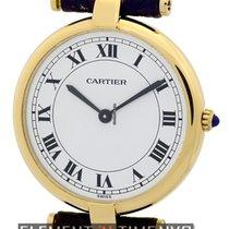 Cartier Vendome Collection Vendome Vintage 18k Yellow Gold...