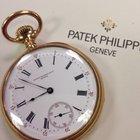 Patek Philippe pocket watch 18K Rose Gold 30.455
