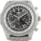 Breitling Bentley Motors Chronograph Grey Dial Mens Watch A25362