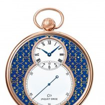 Jaquet-Droz The Pocket Watch Paillonnee