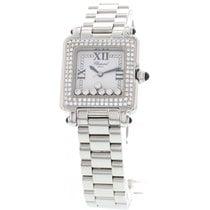 Chopard Happy Sport Diamond Stainless Steel Watch 27/8349