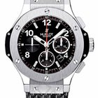 Hublot Big Bang 44mm Classic Steel Chronograph