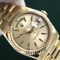 Rolex President Day Date 18K