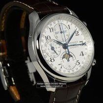 Longines THE LONGINES MASTER COLLECTION Chrono e Fasi luna