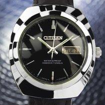 Citizen Diashock Stainless Steel Manual Watch 70's Scx295