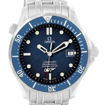 Omega Seamaster 40 Years James Bond Limited Edition Watch...