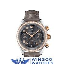 Omega Speedmaster Chronograph 38 MM Ref. 324.28.38.40.06.001