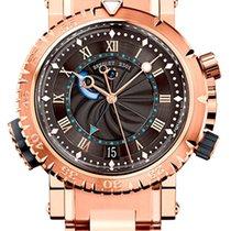 Breguet Brequet Marine 5847 18K Rose Gold Men's Watch