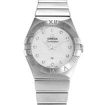 Omega Watch Constellation 123.10.27.60.55.004