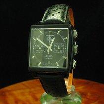 TAG Heuer Monaco Calibre 12 Automatic Chronograph Herrenuhr /...