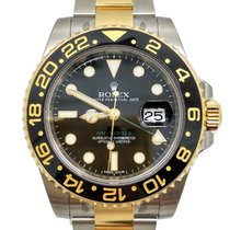 Rolex GMT-Master II Two-Toned 116713 LN