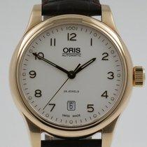 Oris `Classic Date Automatic` 42mm. case