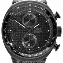 Oris TT3 Chronograph Black Titan 0167476117764-0742802B