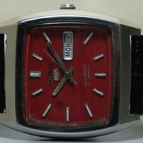 Seiko Vintage Automatic Day Date Mens Wrist Watch