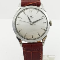 Omega PRICE REDUCED 20% Rare Cal.420 S/S Manual Vintage 50's