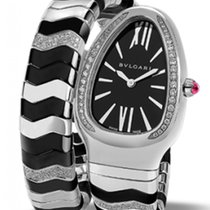 Bulgari Serpenti Spiga 35mm Stainless Steel