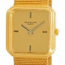 Patek Philippe Gent's 18K Yellow Gold  Square Tank Style...