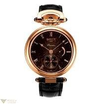 Bovet Amadeo Fleurier 18K Rose Gold Men`s Watch