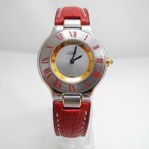 Cartier Must Ligne  21 Großes Modell Revisioniert