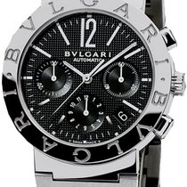 Bulgari Bulgari Bulgari-Bulgari Chronograph BB38BSSDCH.N