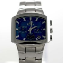 Breil Chronograph Blue Dail with Date