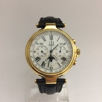 Alfred Dunhill Moonphase Chronograph Zenith El Primero 410