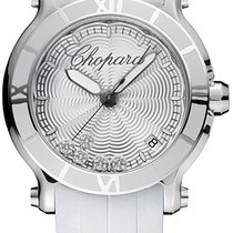 Chopard Happy Sport Round Quartz 36mm 278551-3001