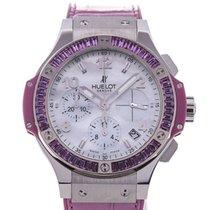 Hublot Big Bang Tutti Frutti 41 Automatic Purple Leather
