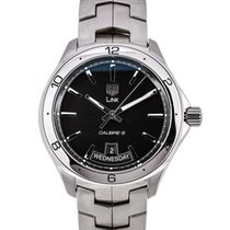 TAG Heuer Link Calibre 5 Day-Date Black