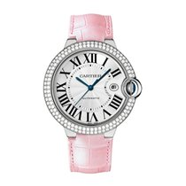 Cartier Ballon Bleu Automatic Mens Watch Ref WE900951