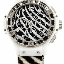 Hublot Big Bang White Zebra Bang
