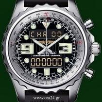 Breitling Chronospace 48mm  Chrono 2015 Perpetual Calendar  Alarm
