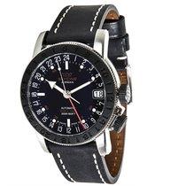 Glycine Airman 17  3927.191.LB9B Men's Watch in Stainless...