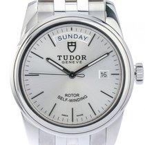 Tudor Glamour Day Date Stahl Automatik 39mm
