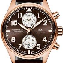 萬國 (IWC) Pilot chronograph