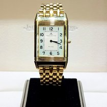 Jaeger-LeCoultre reverso 18kt yellow gold