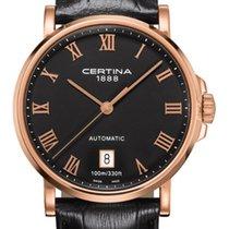 Certina DS Caimano C017.407.36.053.00 ETA 2824-2 Swiss Made...