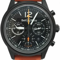 Bell & Ross Flyback Blackbird 126 Limited Edition