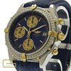Breitling Chronomat Stahl-Goldreiter