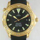 Omega Seamaster Professional Gold