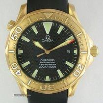 Omega Seamaster Professional 18k Gold