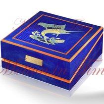 Orbita Blue Marlin Artisan Collection 3 Watch Winder - Inlaid...