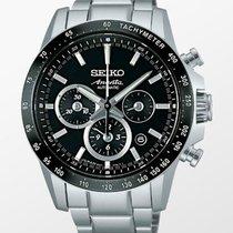 Seiko Ananta Automatic Chronograph SRQ011