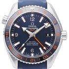 Omega Seamaster Planet Ocean 600 M GMT Good Planet Foundation
