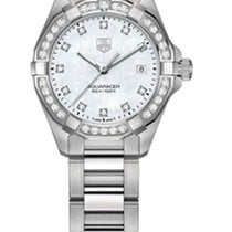 TAG Heuer Aquaracer Ladies Diamond Quartz 27mm